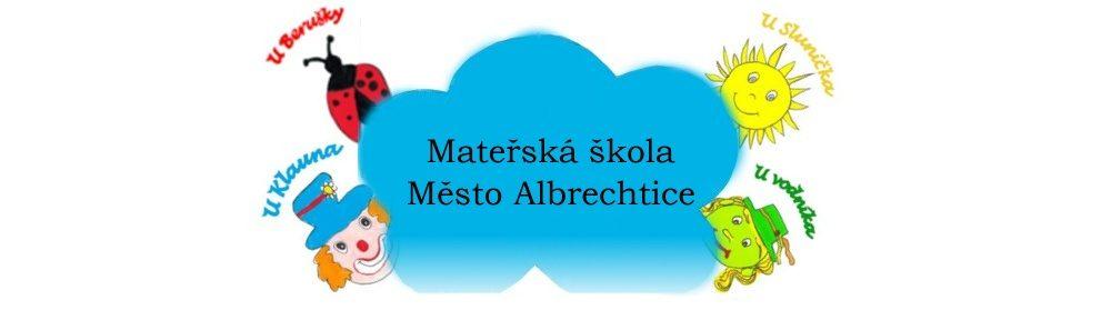 Mateřská škola Město Albrechtice