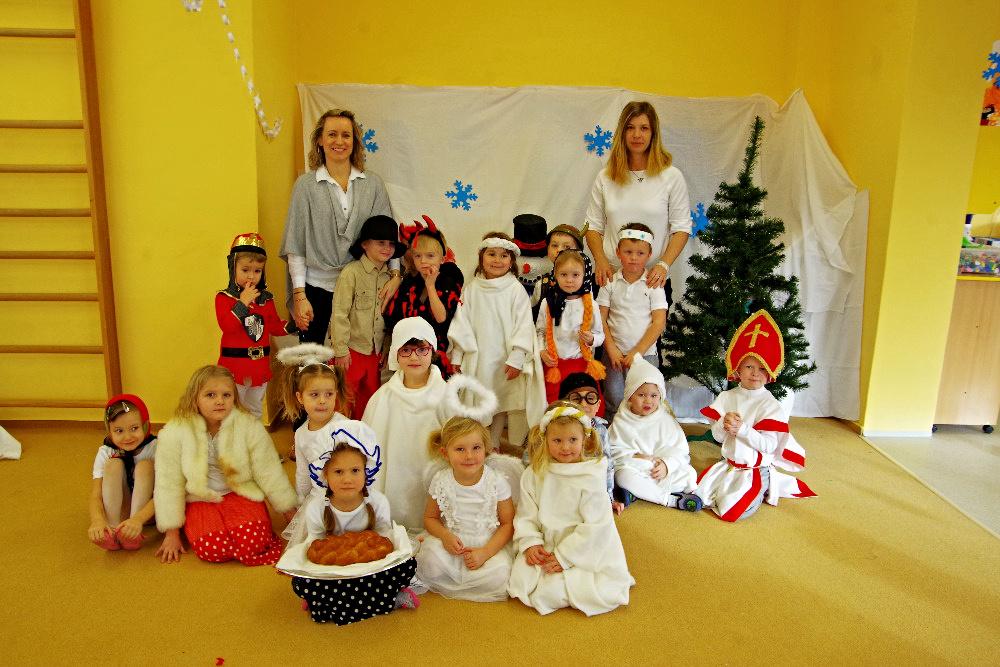 program od svatého Martina do Vánoc