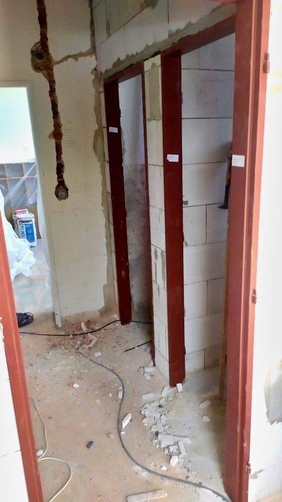 opravy sociálních zařízení